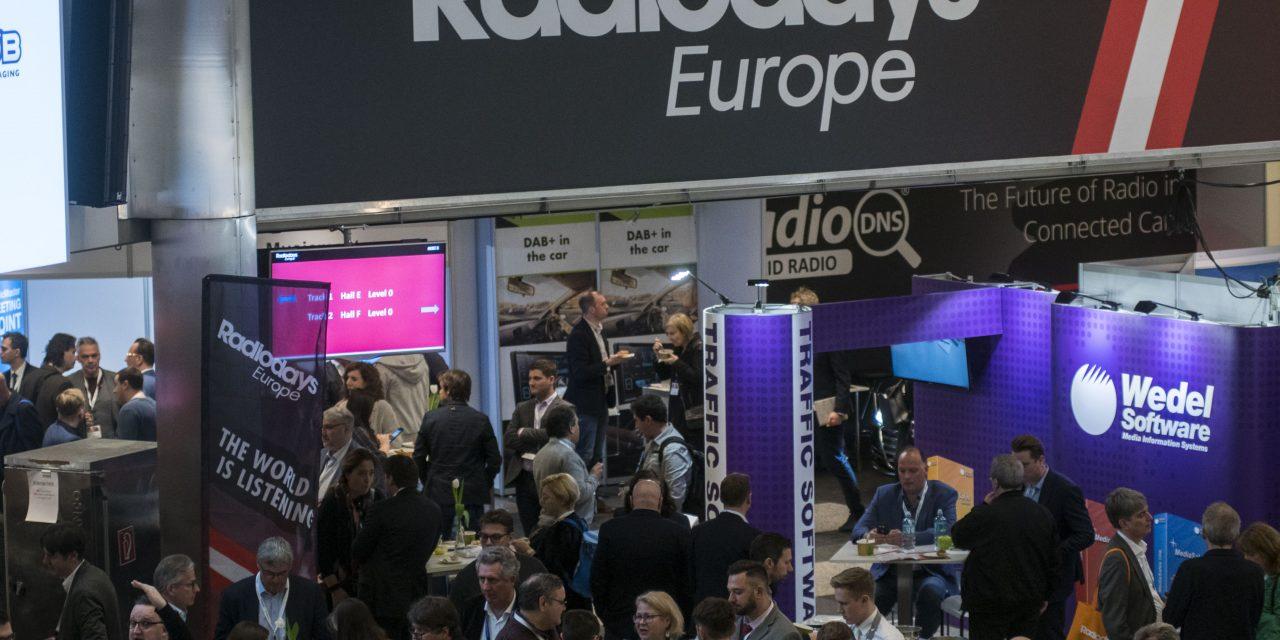 Radiodays Europe – percről-percre (kedd)