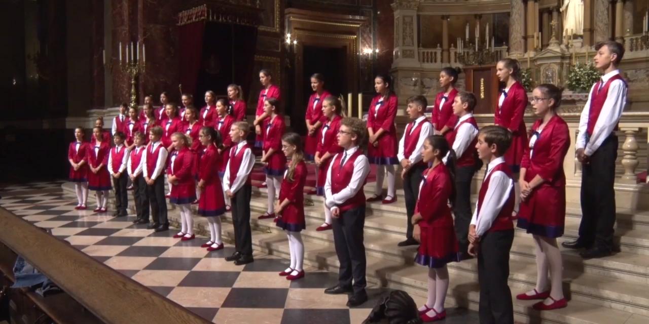 A Magyar Rádió Gyermekkórusa karácsonyi koncertet ad a Müpában