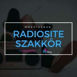Ifjú rádiósoké a március a RADIOSITE-on és a 42NETBlogon