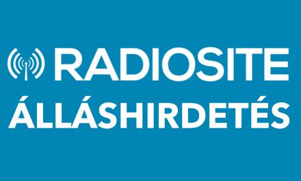 Álláshirdetés: műsorvezetőt és hírszerkesztőt keres az Amadeus Rádió