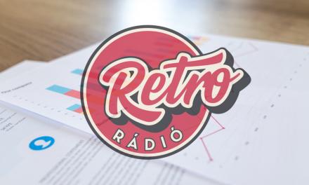 Közzétették a Retro Rádió első hallgatottsági adatait