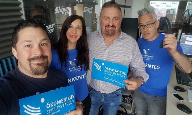 Budapest és Pest megye a Sláger FM-et hallgatja