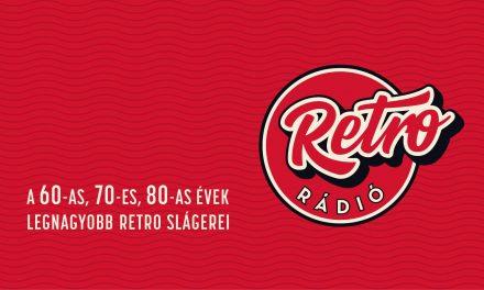 Június 15-én elstartol a Retro Rádió