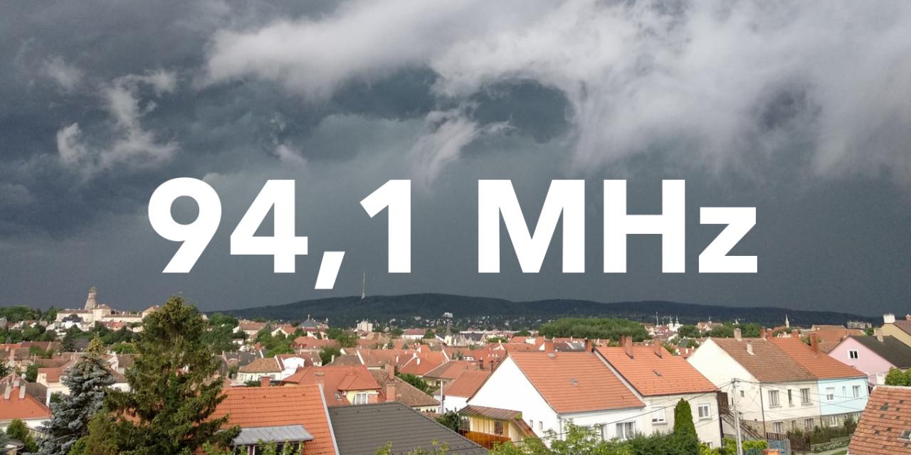 Eredményt hirdettek a soproni 94,1 MHz pályázatán