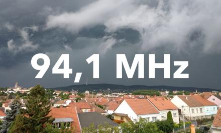 Két cég jelentkezett a soproni 94,1 MHz-ért