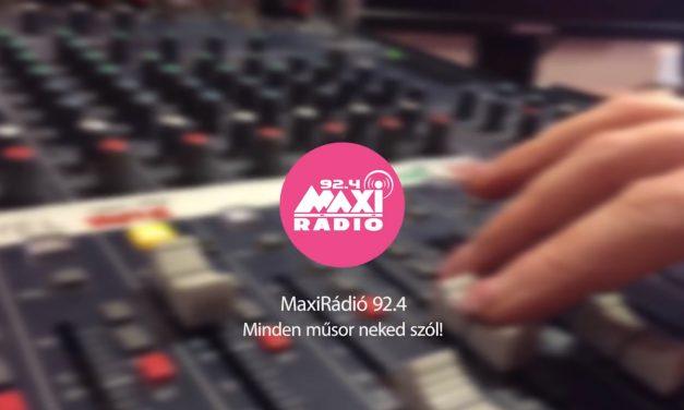 Megújult a Maxi Rádió