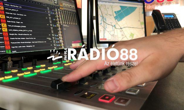 Folytathatja a Rádió 88