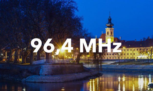 Régi-új frekvenciára költözik a Rádió 1 Győrben