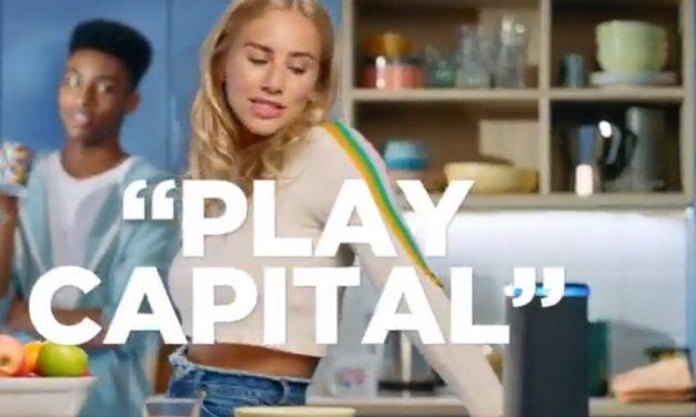 Egyesült Királyság: az okoshangszórós hallgatást népszerűsíti a Capital új reklámja