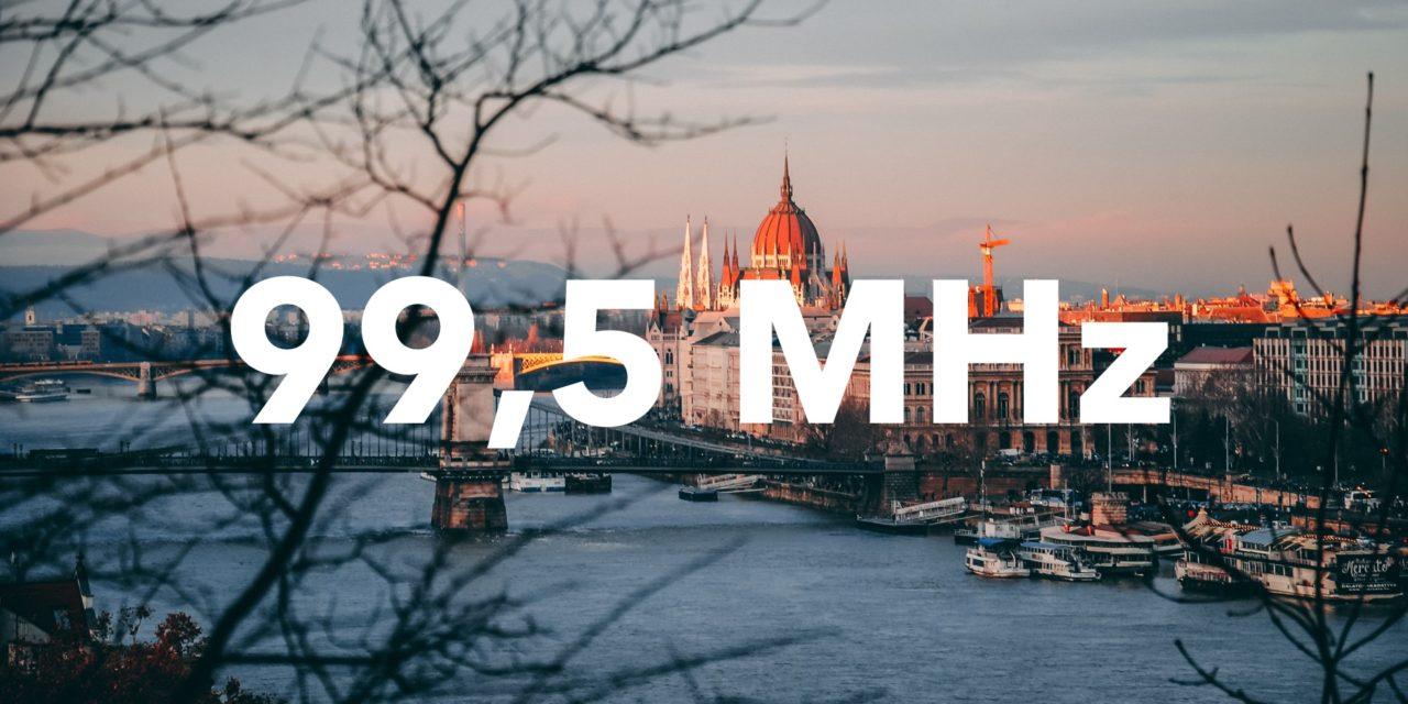 Két ajánlat érkezett a budapesti 99,5 MHz-re