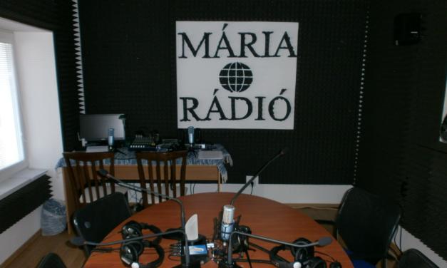 Szlovákiában terjeszkedne a magyar nyelvű Mária Rádió