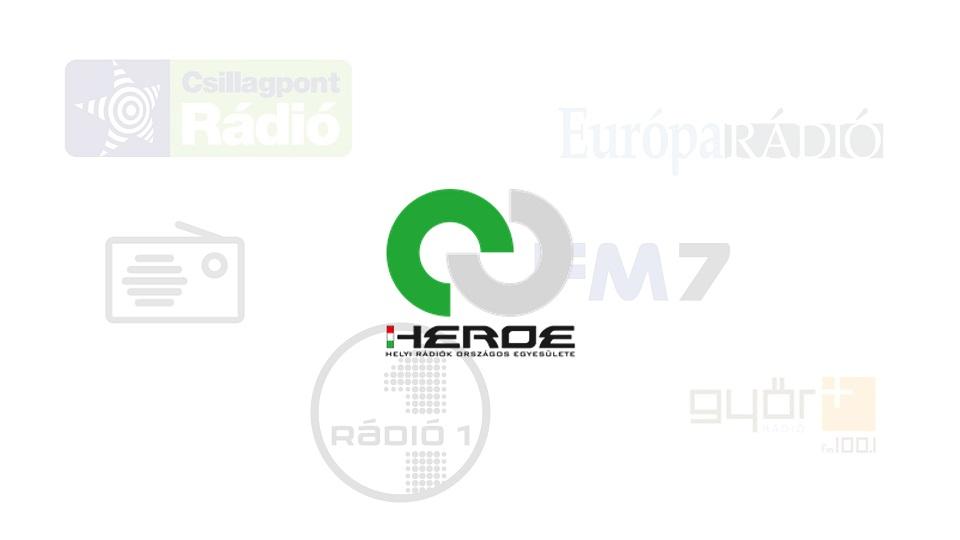 Ezekkel a rádiókkal bővült a HEROE tagsága