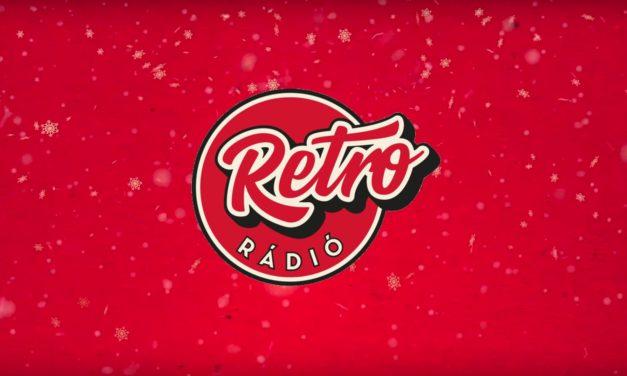 Karácsonyi szignálpark és arculat a Retro Rádióban