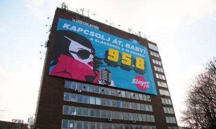 Kétszer akkora frekvencián folytatja a Sláger FM