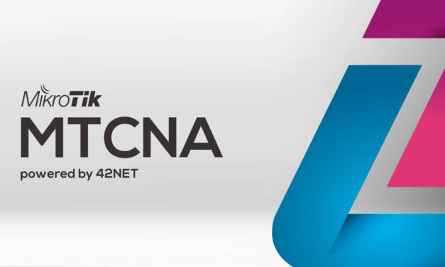 MikroTik MTCNA képzést indít a 42NET