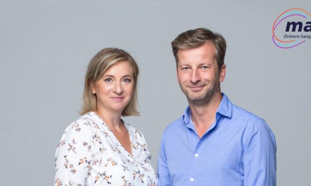 Hepi Endre és Hudák Anita a Manna FM-en folytatja