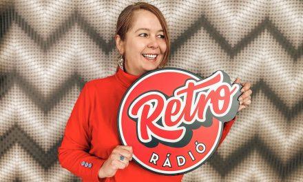 Vas Mayával indít új műsorokat a Retro Rádió