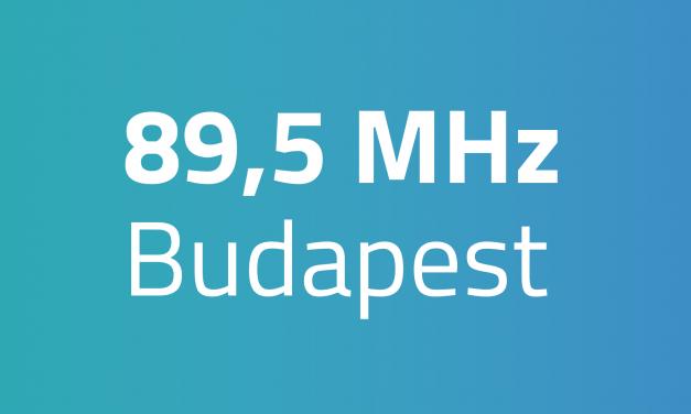 Egyetlen pályázat érkezett a 89,5 MHz-re
